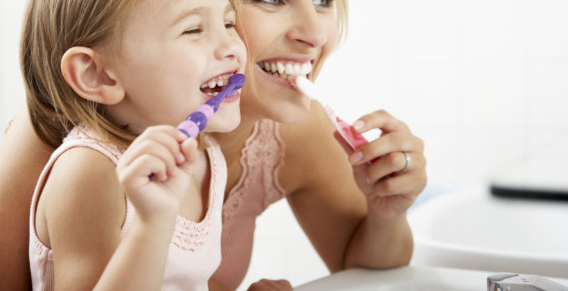 5 Ways to Get Your Kids Excited About Dental Hygiene